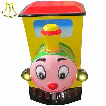 Amusement Indoor Rides Coin Ride Operated Swing