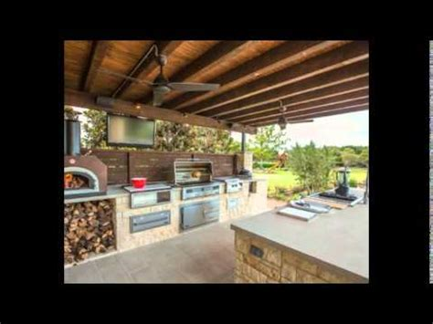 Cool Indoor Outdoor Kitchen Designs For Small Spaces With