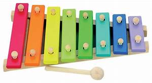 Kid's Wooden Xylophone - Contemporary - Kids Toys And