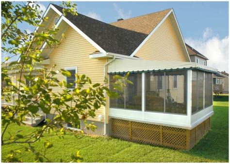 do it yourself screened in porch kits studio design