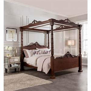 Lincoln, Four, Poster, Antique, French, Style, Bed