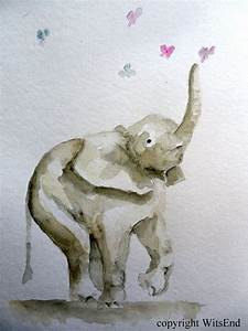 100+ ideas to try about Watercolor Elephants | Elephant ...