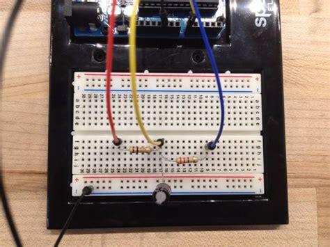 messen kapazitaet mit arduino