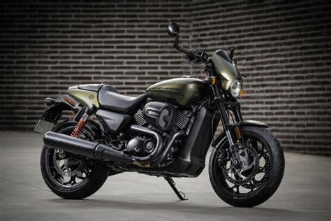 The 2017 Harley-davidson Street Rod 750