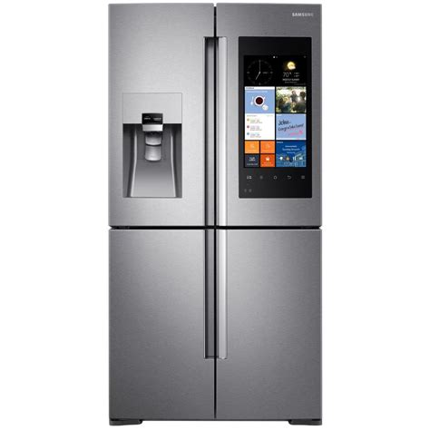 Samsung Counter Depth Refrigerator Home Depot by Trending In The Aisles Samsung New Family Hub