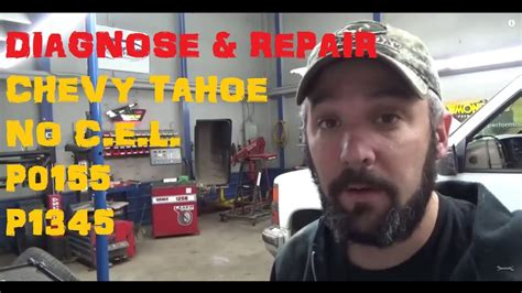 chevy tahoe  check engine light codes p p youtube