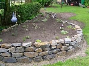 Steine Für Gartenmauer : 15 kihagyhatatlan pin hochbeet aus stein t m ban ~ Michelbontemps.com Haus und Dekorationen