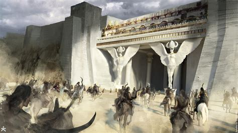 concept art  game  thrones season  watchers
