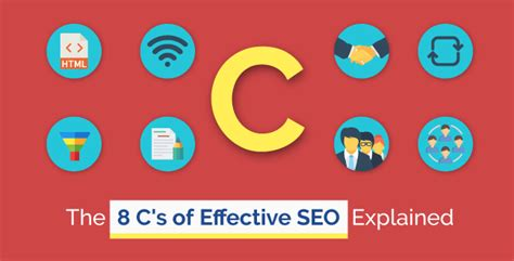 Seo Explanation by The 8 C S Of Effective Seo Explained