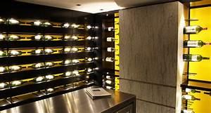 Cave À Vin Design : degr 12 caves et espaces vin sur mesure ~ Voncanada.com Idées de Décoration