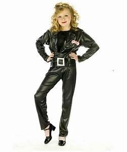 Grease Cool Sandy Costume - Kids Costume - Halloween ...