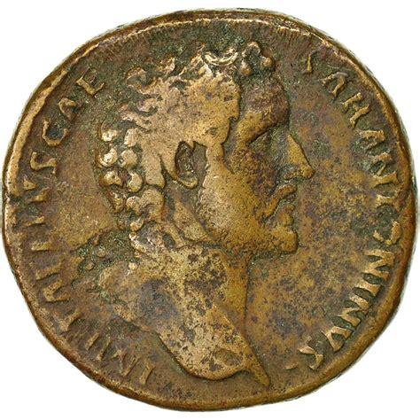 le comptoire des monnaies 491702 monnaie antonin le pieux sesterce 138 rome