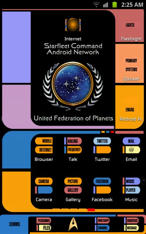 trek theme for android 69 with terence69 trek lcars on my android