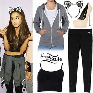 Ariana Grandeu0026#39;s Clothes u0026 Outfits | Steal Her Style | Page 3