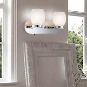 Wand Glas Küche : led lampe schalter silber k che glas beleuchtung 6w wand flur b ro lampe chrom ebay ~ Sanjose-hotels-ca.com Haus und Dekorationen