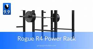 Rogue R4 Power Rack Review January 2020
