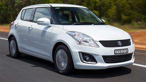 2015 Suzuki Swift Review