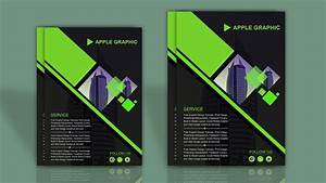 How To Make Your Own Flyers For Your Business How To Make Your Own Flyer Brochure Mockup Photoshop