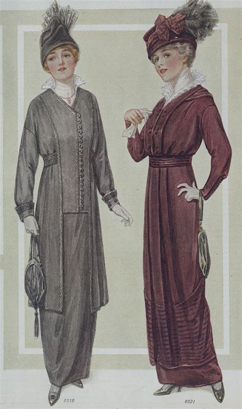 1914 Dresses  A Hundred Years Ago