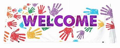 Welcome Transparent Clipart Word Child Care Pta