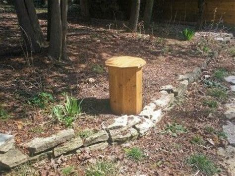 well pump cover outdoor ideas pinterest small bench