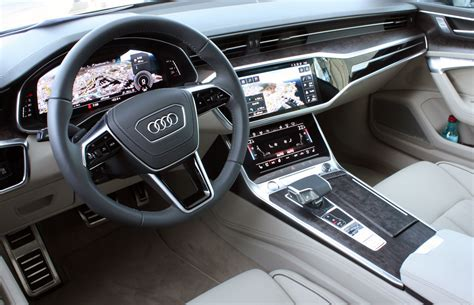 2019 Audi A7 Interior by Audi A7 Sportback Here Later This Year Wheels Ca