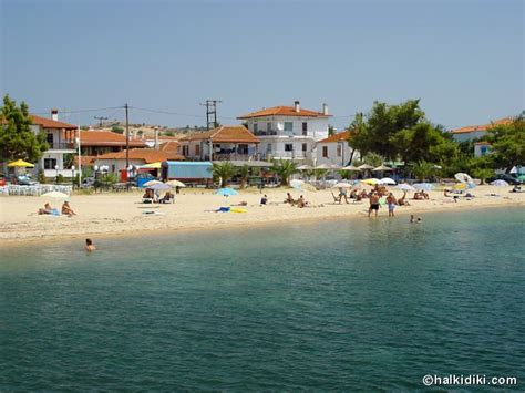 fotos von nikiti beach sithonia chalkidiki griechenland