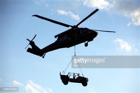 Blackhawk Uh60 Helicopter Stock Photo