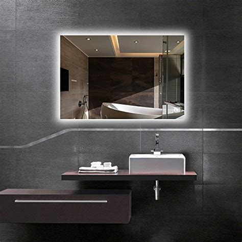 Modern Led Bathroom Mirrors by 10 Modern Led Mirrors That Will Totally Change Your Bathroom