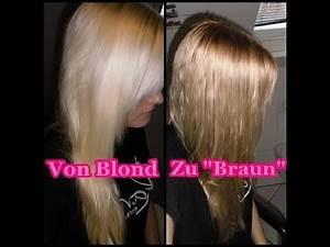 Ansatz Färben Blond : blonde haare dunkler f rben ~ Frokenaadalensverden.com Haus und Dekorationen