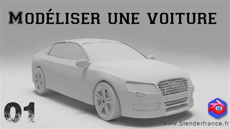 mod 233 liser une voiture avec blender introduction et pr 233 paration du projet