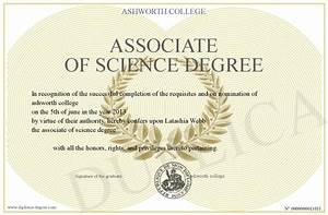 Image Gallery science degree