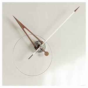 Grande Horloge Murale Originale : cris grande horloge murale nomon horloge design 70 ~ Teatrodelosmanantiales.com Idées de Décoration