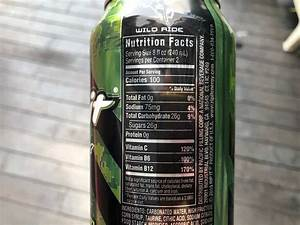 Rip It Energy Drink Caffeine And Ingredients  Guide