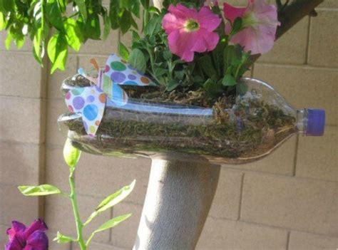 kerajinan tangan botol plastik bekas mudah buat