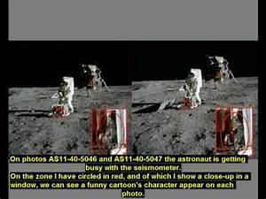 Evidence on fake photos in mission Apollo 11: Part 3 - YouTube