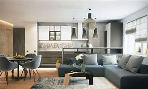 Classy studios with subtle stylish accents for Stylish studio apartment living room ideas