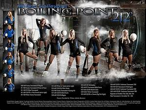 Boiling point composite sports poster a sports template for Sports team photography templates