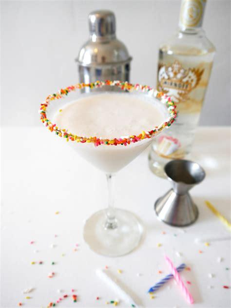 birthday cake martini birthday cake martini