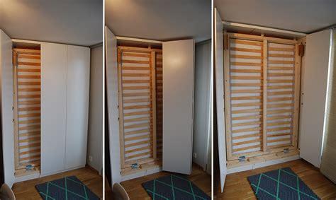 Murphy Bed Ikea by Hack A Pax Murphy Bed Ikea Hackers