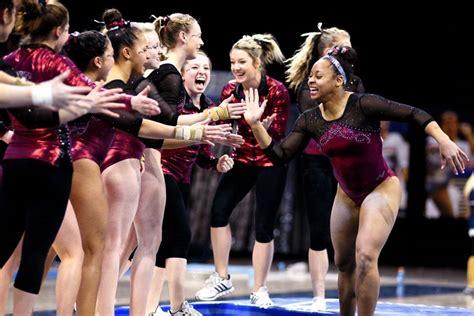 foto de 17 Best images about DU Gymnastics at Arizona March 14