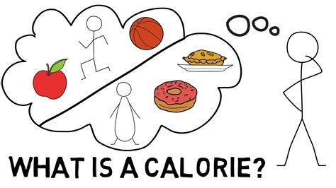 What Is A Calorie? Youtube