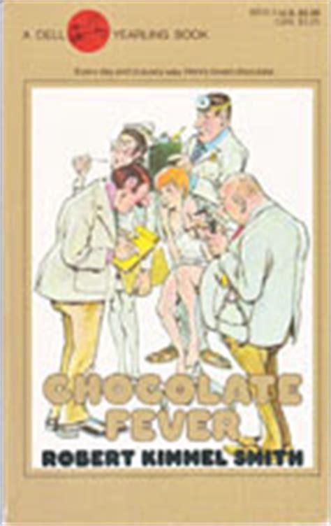 keeper   fun book reviewchocolate fever  robert
