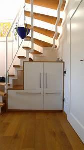 Unter Treppen Schrank : die besten 25 stauraum unter der treppe ideen auf ~ Michelbontemps.com Haus und Dekorationen