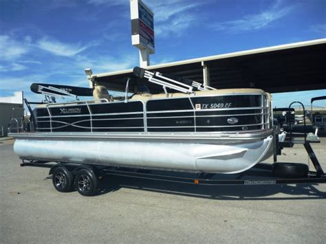 Xcursion Pontoon Boat Prices by Used Xcursion Pontoon Boats For Sale Boats