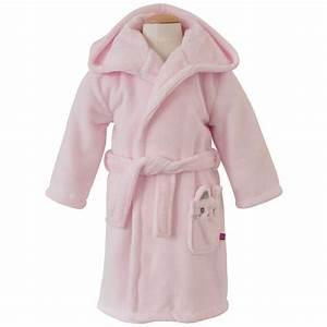 Robe de chambre fille rose 2 8 ans robe de chambre for Robe de chambre 2 ans