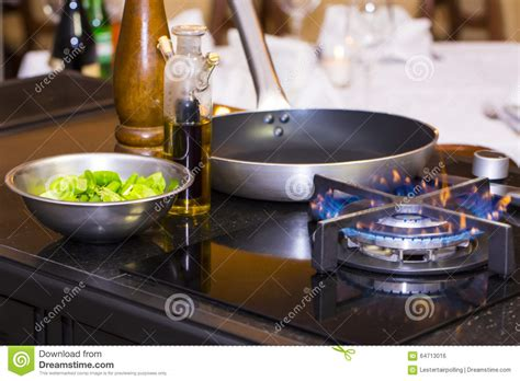 kitchen gas stove table table gas stove royalty free stock image cartoondealer