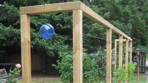 Sichtschutz Garten Anbringen by Sichtschutz Bauen 7 Haken Anbringen