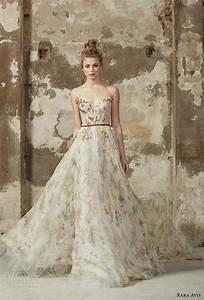rara avis 2017 wedding dresses floral paradise bridal With floral wedding dresses 2017