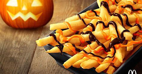 Mcdonald's Japan Rolls Out Pumpkin-spiced Fries